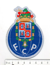 kiTki Portugal FC Porto soccer football club iron-on embroidered patch emblem