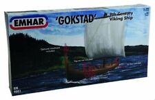Emhar - 9001 - Viking Ship 'Gokstad' - 1:72