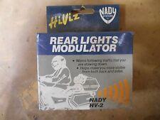 NOS Nady Universal 12V Tail Light Modulator Kit Yamaha Honda Kawasaki Suzuki