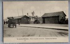 La nuova Messina Posto di Pronto Soccorso Fontana PC Circa 1909 Alterocca Terni