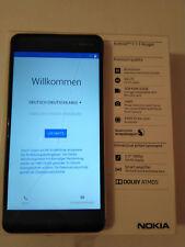Nokia 6 - 32GB - Mattschwarz (Ohne Simlock) Smartphone (Dual SIM)