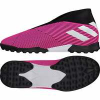 ADIDAS Performance Juniors Nemeziz 19.3 TF Football Trainers (Pink)
