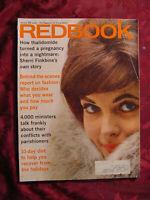 REDBOOK Magazine January 1963 Thalidomide Theodore Taylor Jessamyn West