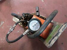 Stihl 028 Av Super Chain Saw just needs new sprocket 150 psi!