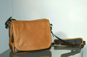 Wotancraft New Ryker (M) Brown Leather Bag