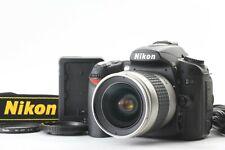 """""""NEAR MINT"""" Nikon D90 12.3MP Digital SLR Camera w/ 28-80mm Lens  From Japan #60"""