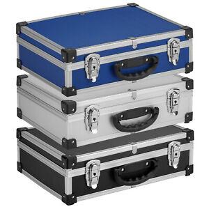 Alukoffer Werkzeugkoffer Werkzeugkasten Transportbox Universalkoffer Schlüssel