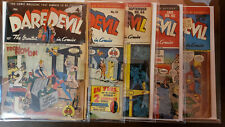 DAREDEVIL GOLDEN AGE LOT OF 5 ISSUES 35 38 44 46 47 - FAIR TO GD/VG