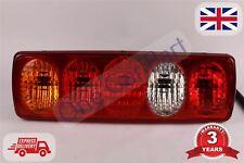 Lámpara de 7 Luces Traseras Trasero Función De Remolque Caravana Camión Camión izquierda
