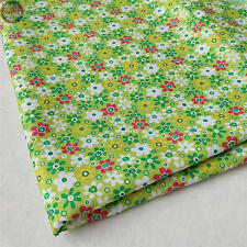 Floral Printed Fabric Vintage Prints Quilting Cotton Like Crafts Dress Material