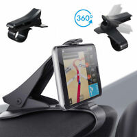 For Universal Mobile Cell Phone Car HUD Dashboard Mount Holder Stand Bracket GPS