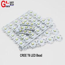1pc CREE XML XM-L T6 10W Blanco Alta Potencia LED emisor en PCB 12mm 14mm 16mm 20mm