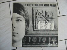 JEAN-CLAUDE DECAMP - EX FRENCH EP DE 1967