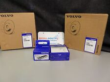 Genuine Volvo XC90 Front Brake Pads & Rotors & Rear Brake Pads Combo Kit OE OEM