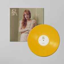 Florence and The Machine High As Hope  Limited Edition Yellow Vinyl SEALED
