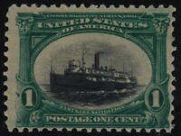 1901 Sc 294 Pan-American 1c MNH CV $40