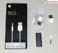 Apple iPod Shuffle 3rd Generation Black 4GB MP3 Player A1271
