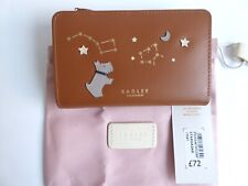 Radley Stargazer Tan Leather Purse BNWT RRP £72 With Dust Bag