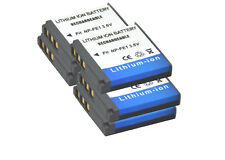 New 5x NP-FE1 NPFE1 Replacement Battery for DSC-T7 / B / S Camera