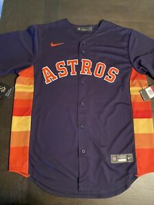 Nike Houston Astros Jersey Sz Large Lance McCullers #43