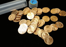 1984 - 1999 US Mint Set Token from Philly Mint / BU 1 Roll(50 coins) in tube.