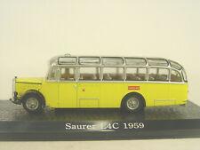 Saurer L4C Bus  von 1959    - ATLAS  Modell  1:72  -  #45  #E   - gebr.