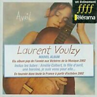 Voulzy, Laurent - Avril (CD) (2002)