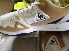 Le Coq Sportif LCS R 1000 Trainers size 10 Brand new with Box