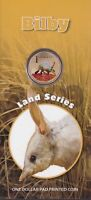 2009 $1 UNC Uncirculated Coin Land Series Bilby