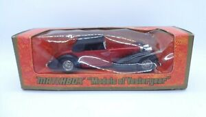 Matchbox Models of Yesteryear Y-17 1938 Hispano Suiza Diecast Vehicle 1:48 1973