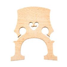 Intermediate Cello Bridge, 4/4 Size Cello Bridges Cello Parts New High Quality