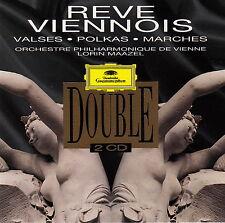 Lorin Maazel 2xCD Reve Viennois - France (M/M)