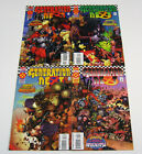 Generation Next #1,2,3,4 Set Age of Apocalypse NM/NM- MARVEL COMICS 1995 X-MEN