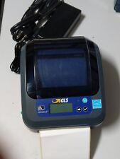 Zebra GX420d rev2 GX 420 D GX42-202820-000 Etikettendrucker USB SER BT 203dpi