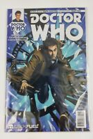 EXCLUSIVE Doctor Who Comic, Tenth Doctor, Adventures Year Two #1 Geek Fuel w COA