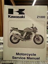 2003 Kawasaki Z1000 Motorcycle Service Manual - NEW