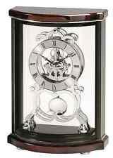 Luxurious Skeleton Table Clock, Modern Office Tabletop Desk Mantle Top Shelf New