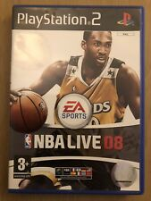 NBA Live 08 - PS2 Playstation 2 Game