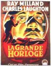 Reloj grande la película de 13 A3 cartel impresión