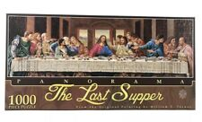 MasterPieces - The Last Supper Panoramic Puzzle, 1000 Pieces Christian Catholic