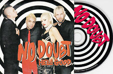 CD CARTONNE CARDSLEEVE NO DOUBT (GWEN STEFANI) 1T HELLA GOOD !!!!!