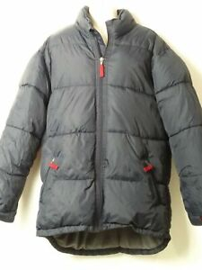 BOYS GAP KIDS SIZE XL NAVY BLUE PADDED QUILTED COAT JACKET KIDS