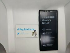 Samsung Galaxy Note 9 SM-N960U 128 GB BLACK UNLOCKED
