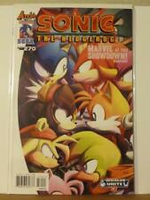 Sonic the Hedgehog 270 Variant Archie IDW Knuckles Shadow Tails Mega Man