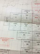 More details for gsgs 4042 & 2788 france & the low countries index no viiii sheet map for