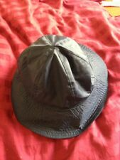 Navy Packable Hat UPF 50+  by Physician Endorsed Buit In Fleece Ear Muff