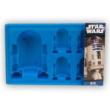 Star Wars R2D2 Silicone Ice Cube Tray 5 Molds Kotobukiya