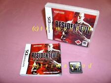 Resident Evil Deadly Silence _ sehr guter Zustand _ 1000 weitere Spiele im SHOP