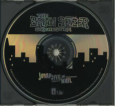 BRIAN SETZER ORCHESTRA Jump Jive An' Wail (1998 U.S. Promo CD Single)
