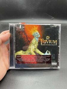 Trivium - Ascendancy (CD, 2005, Roadrunner Records)